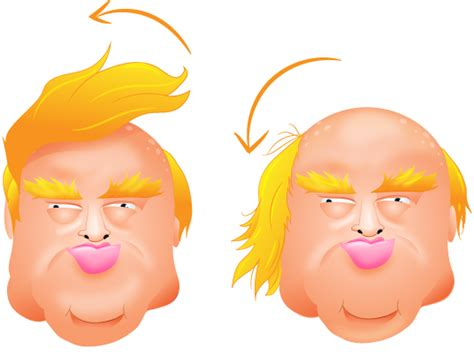 donald trump emoji i created some donald trump emojis the oatmeal