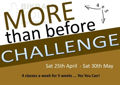 more than before books more than before 4 215 5 challenge bikram brookvale