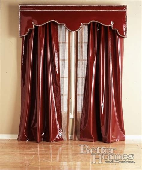 Window Curtain Box Decorating Inspiration Drapes Window Treatment