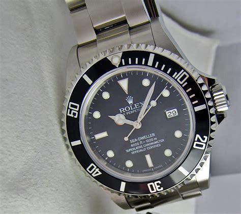 Rolex M rolex sea dweller