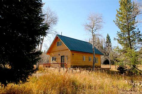 aspen house log cabin with wildlife vrbo