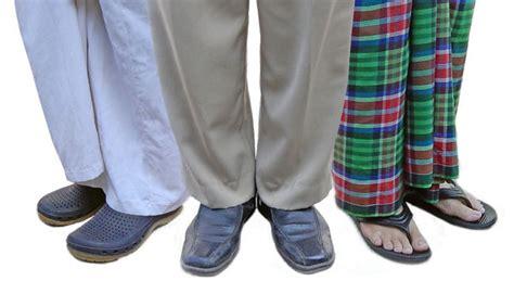 Sajadah Kain Anti Bakar larangan keras terhadap isbal menjulurkan kain hingga di bawah mata kaki