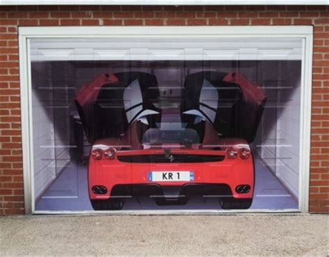 Garage Door Wraps Garage Door Wrap On Behance