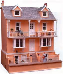 Painted Banisters Pictures Sea View Dolls House Millers Cottage Dollshouses Water