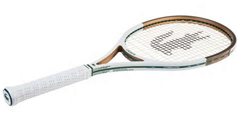 Lacoste Makes A Colette Limited Edition by The Lacoste Lt12 Limited Edition Racket Is Finally Coming