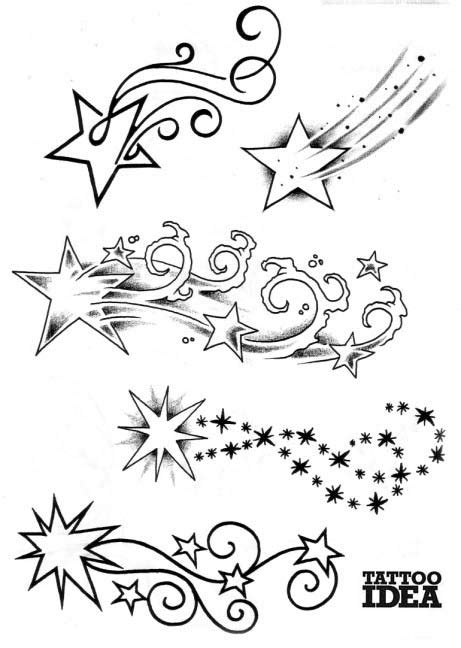 tatuaggi stelle con lettere tatuaggi stelle tatuaggi stelle maori immagini tatuaggi