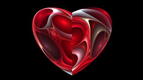 imagenes de corazones abstractos coraz 243 n 3d abstracto 1366x768 fondos de pantalla y