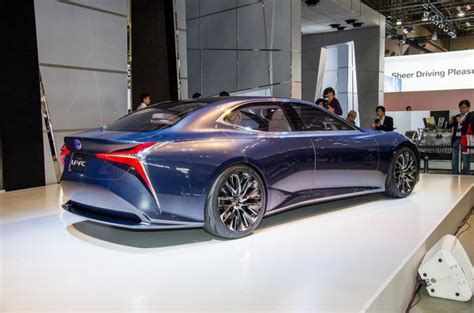 lexus fc lc the lexus lf fc could be an s class competitor that