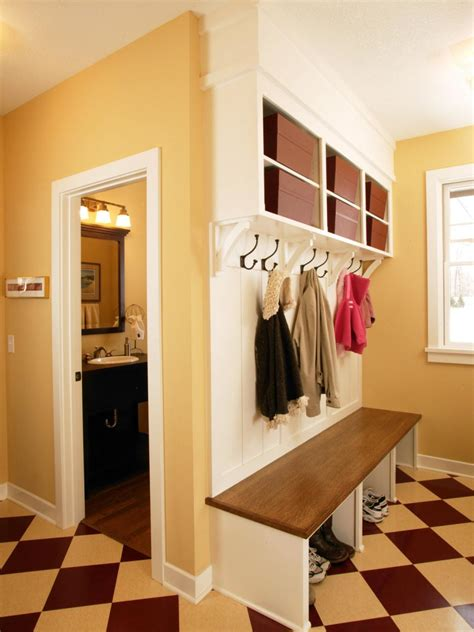 mudroom organization mudroom storage ideas hgtv