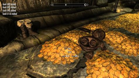 skyrim secret room elder scrolls v treasure room skyrim gyldenhul barrow treasure room