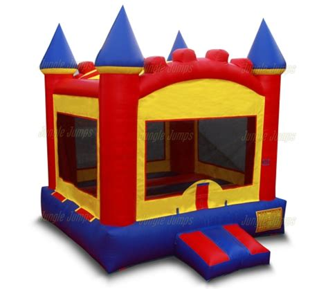 castle bounce house inflatable bounce houses castle bounce house ii is an inflatable bounce house for sale
