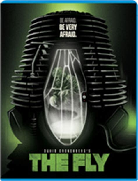 The Fly Bluray the fly