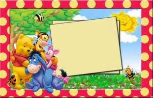 winnie the pooh party free printable invitations is it