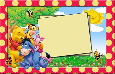 winnie the pooh happy birthday card template winnie the pooh free printable invitations oh my