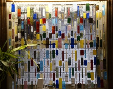 curtains for stained glass windows hand made custom one of a kind stained glass window