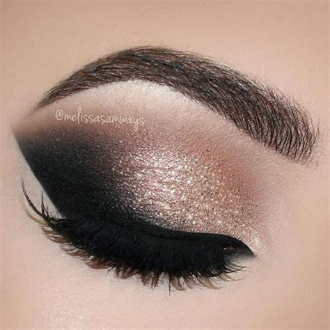 Eyeshadow E 17 best ideas about gold makeup on