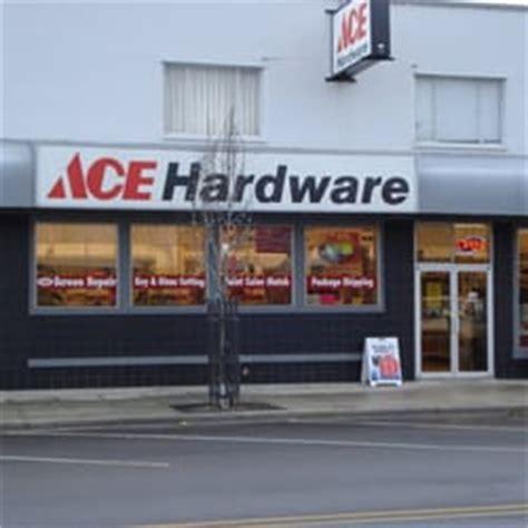 Ace Hardware Ls ace hardware hardware stores 224 division st grandview wa united states reviews