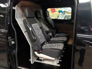 utilitaire ford custom et ford transit installation de
