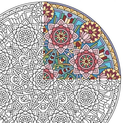 mandala muses a highly detailed coloring book books 155 best images about candyhippie coloring on