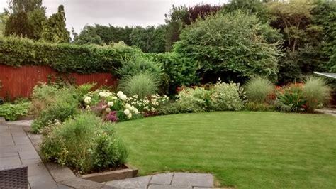 medium sized suburban garden jayne anthony garden design