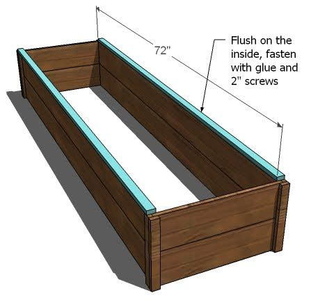 Planter Dimensions by 10 Cedar Raised Garden Beds By The Adventures Of