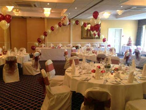 wedding corporate chair covers hire balloon