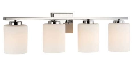 height of bathroom vanity light dolan designs 3884 26 chrome 4 light 7 75 quot height bathroom