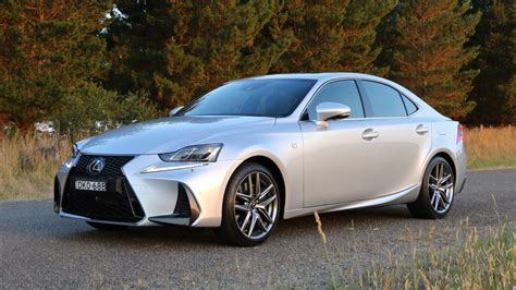 silver lexus 2017 lexus is350 f sport review chasing cars