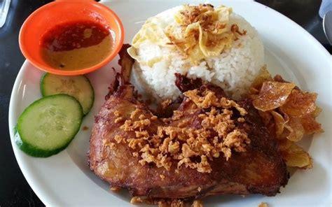 Ayam Bakar Sambel Terasi Bude Sum nasi uduk enak di jakarta