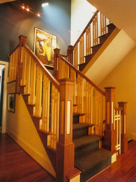 fancy staircase 79 best images about arts crafts staircases on pinterest