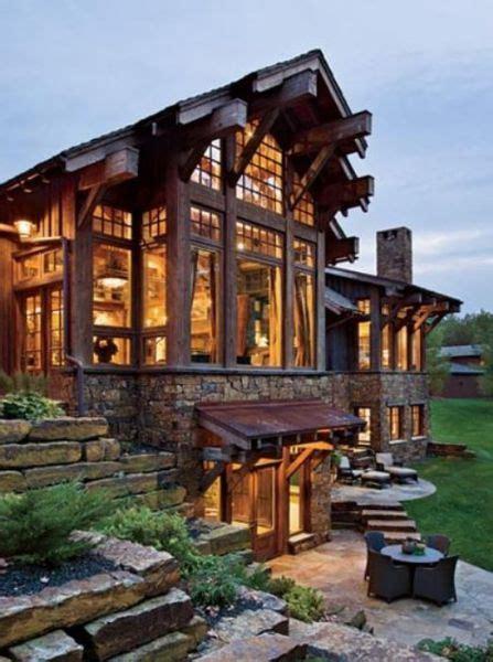 magnificent log houses 36 pics izismile