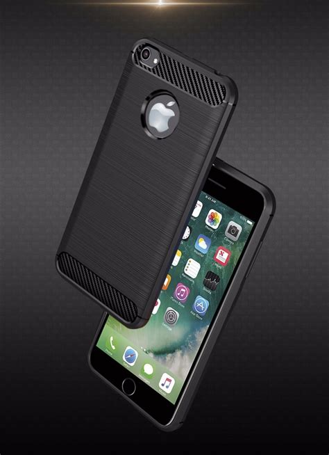 vaku 174 apple iphone 6 6s armour series top quality pc silicone thin frames