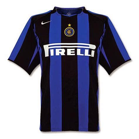 Jersey Inter Milan 2005 Away inter milan skuad inter milan 2004 2005