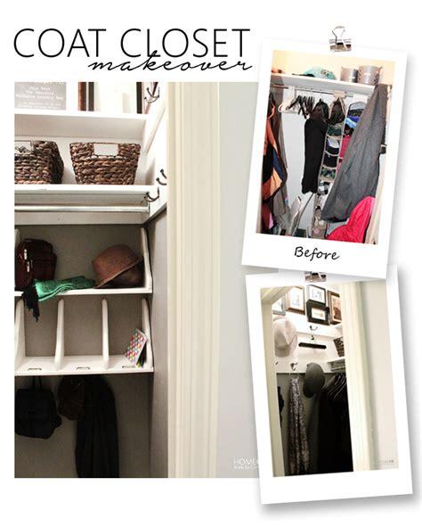 how to organize coat closet genius ways to organize your coat closet