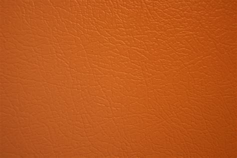 Orange Leather by Orange Faux Leather Texture Picture Free Photograph