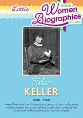 helen keller biography book download 1000 images about biographies of great women for kids on