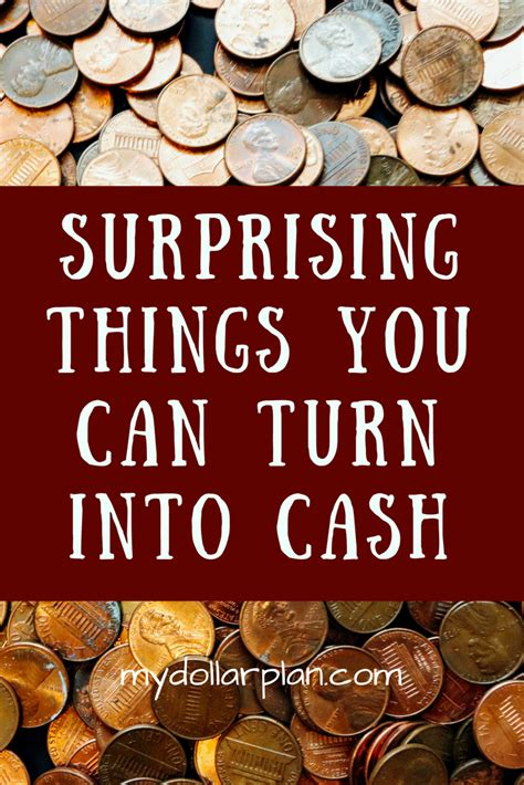 Can You Turn A Gift Card Into Cash - 10 surprising things you can turn into cash