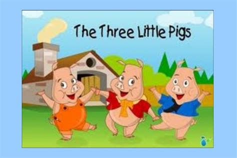 the three little pigs the three little pigs
