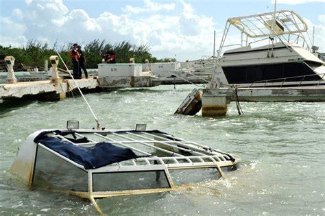 boat salvage puerto rico photo release hurricane maria response team assesses