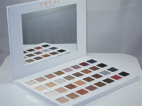 Lorac Mega Pro Palette Eyeshadow lorac mega pro palette 3 review swatches musings of a muse