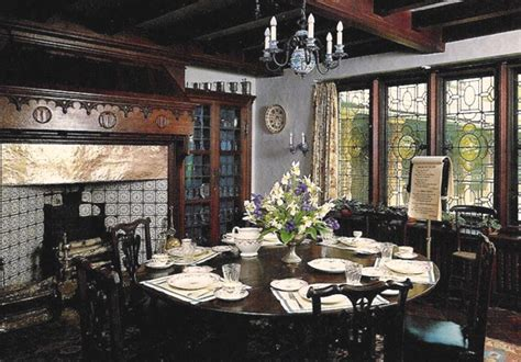 rooms akron ohio stan hywet breakfast room my most favorite room in the entire house j tudor halls