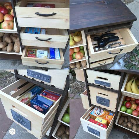 kitchen island with pantry storage 2 create