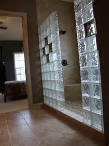 glass blocks in new construction windows showers walls cleveland columbus cincinnati ohio