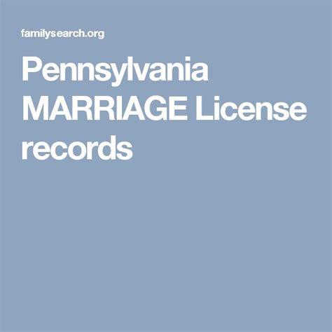 Marriage Records In Pa 25 Best Ideas About Marriage License Records On Emergency Passport Birth