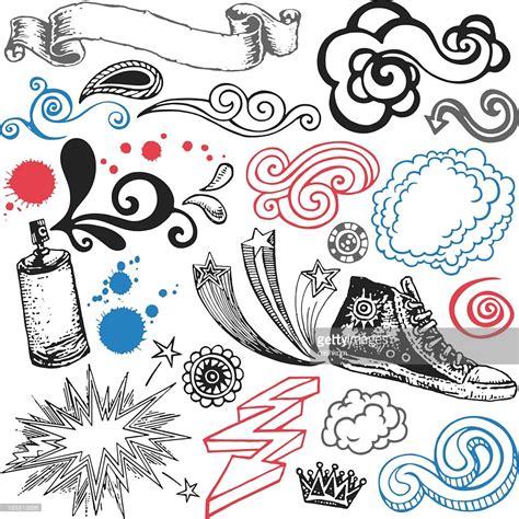 doodlebug designs uk white page filled with cool doodle designs vector