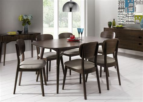 walnut dining room furniture walnut dining chairs midcentury mobler style curved
