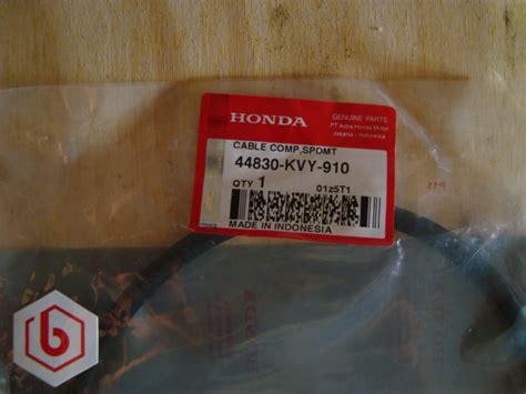 Kabel Gas Beat Kabel Gas Honda Beat Kanmuri kabel speedometer honda beat bengkelsepedamotor