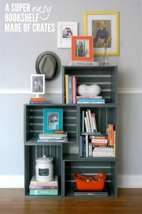 Strong Bookshelves 16 Awesome Diy Ideas For Bookshelves Style Motivation
