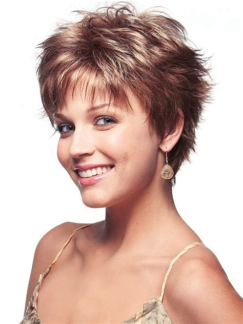easy to manage hairstyles for fine long hair short haircut styles short sassy haircuts for fine hair