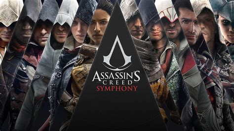 assassins creed symphony  world premiere